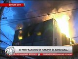 17 killed in Butuan City fire