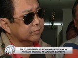Tulfo files charges vs Raymart, Claudine