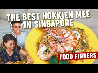 The Best Hokkien Mee in Singapore: Food Finders EP1