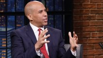 Sen. Cory Booker on His Beef with Fred Savage, Comic-Con and Going Viral