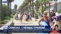 C'est les vacances ! : Hérault épargné par la canicule
