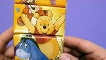 Winnie the Pooh - Disney Mini Chocolate Snacks
