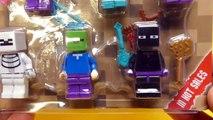 Minecraft Mini Figures - Toys Unboxing