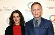 Rachel Weisz: Daniel Craig is 'doing well' after ankle injury