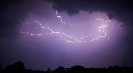 5 Dinge, die man während eines Sturms nicht tun sollte