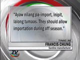 Price of sardines may rise anew