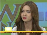 Erich Gonzales admits being in love once