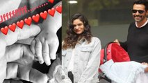Arjun Rampal & Gabriella Demetriades shares adorable picture with their newborn son | FilmiBeat