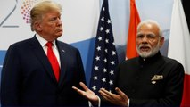 INDIA CLARIFIES ON TRUMP'S MEDIATION OFFER ON KASHMIR