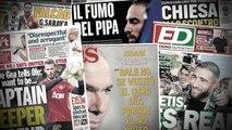 Le double coup de Tottenham à 90M€, Radamel Falcao enflamme la Turquie