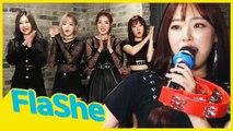 [Pops in Seoul] Talk(톡) ! FlaShe(플래쉬)'s Pops Noraebang