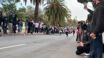 Des skateurs envahissent San Francisco le temps d'une journée