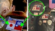 New Top Gun movie removesJapanese & Taiwanese flags