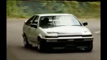 VÍDEO: Toyota Sprinter Trueno, un japo de verdad al límite