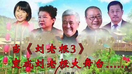 别想太多!《刘老根3》只是赵家班表演秀,主演换成了他