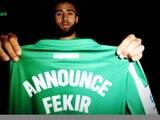 Betis - La présentation officielle de Nabil Fekir