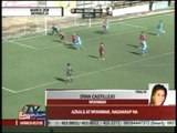 Azkals-Myanmar match ends in 1-1 draw