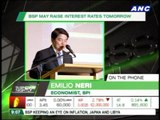 BPI economist expects rate hike of at least 25%