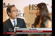 Ted Failon, Shamcey hailed 'People of the Year'