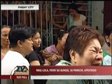 2 killed in Pasay fire, 16 families affected