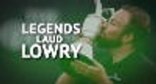 'You couldn't script it!' - Golf legends laud Lowry