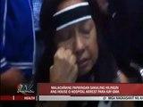 Gov't OK to Arroyo hospital arrest
