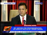 SC: TRO on Arroyo watchlist order stays