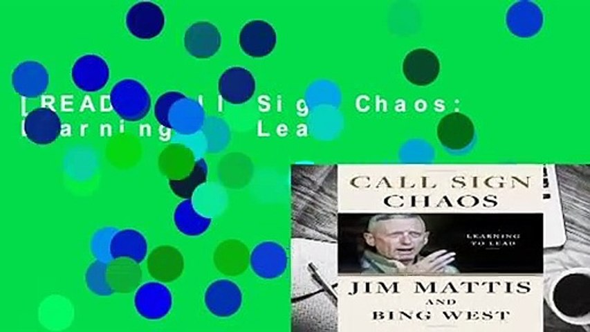 [READ] Call Sign Chaos: Learning to Lead
