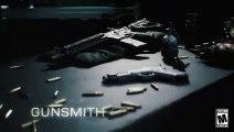 Call of Duty: Modern Warfare - Annuncio Gunsmith