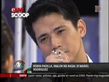 Robin admits love for Mariel on TV