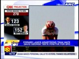 Former Armstrong teammate tests positive for EPO