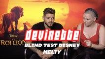 Le Roi Lion - Rayane Bensetti et Anne Sila dans un blind-test Disney