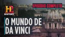 EPISÓDIO COMPLETO | CONSTRUINDO UM IMPÉRIO | O Mundo de DaVinci | HISTORY