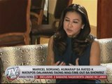 Maricel Soriano admits depression