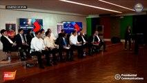 Post-SONA Press Conference