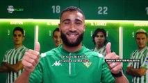 Un Champion du monde au Real Betis !!!