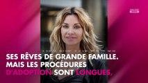 Ingrid Chauvin découragée par les démarches d'adoption, ses déchirantes confidences