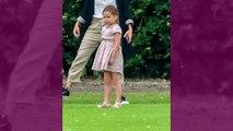 PHOTO. Princesse Charlotte : cet adorable accessoire qu'elle n...