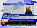 Social Watch Philippines alleges P282B insertion in 2013 budget
