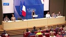 Le discours de Greta Thunberg à l'Assemblée nationale en intégralité