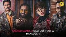Sacred Games 2: Nawazuddin Siddiqui, Saif Ali Khan and others unite for an uber chic photoshoot