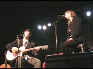 Lee et Sonny Diamond Concert Archipel