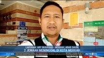 Cuaca Panas Ekstrim, Dua Calhaj Asal Indonesia Meninggal di Mekkah