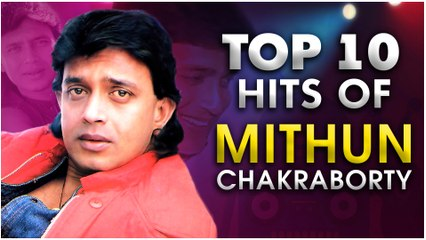 Mithun Chakraborty Top 10 Hit Songs I Best Songs of Mithun Da I Old Hindi Songs | Evergreen Hits