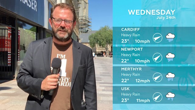 WEATHER: July 24th 2019