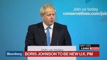 Boris Johnson Wins Race to Be Next U.K. Prime Minister
