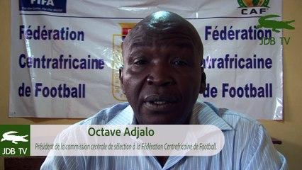 CHAN 2020 : La RCA se prépare pour la double confrontation face à Sao Tomé