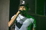 Chance the Rapper forced to eat vegetable after losing bet