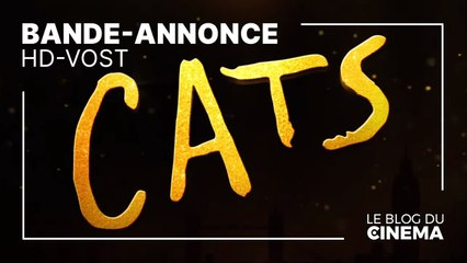 CATS : bande-annonce [HD-VOST]