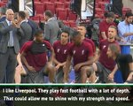 I'd play for Liverpool not City - Ventola